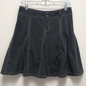 Athleta skirt with built-in shorts